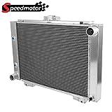 ford galaxie radiator - All Aluminum Radiator For 1964 FORD GALAXIE 500 500XL