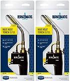 Bernzomatic TS8000 - High Intensity Trigger Start Torch - 2 Pack