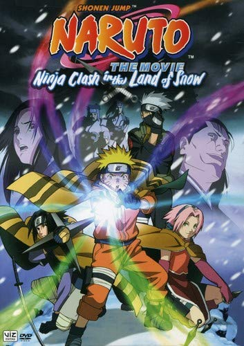 Naruto the Movie: Ninja Clash in the Land of Snow Various VIZ Media 3348811 Anime / Japanimation