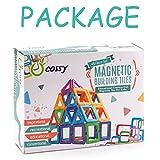 COSSY Magnet Tiles Building Block 45