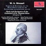Mozart: Vesperae De Dominica / Missa Brevis In D / Tantum Ergo Sacramentum
