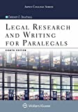 img - for Legal Research and Writing for Paralegals (Aspen College) book / textbook / text book