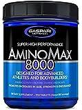 Gaspari Nutrition AminoMax 8000 Size, Strength and Endurance Tablets - Tub of 350
