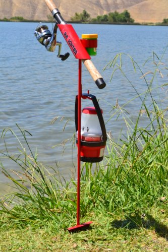 MiniFighter Fishing Rod Holder/RED Review