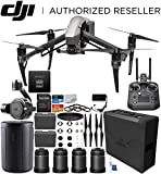 DJI Inspire 2 RAW Quadcopter with CinemaDNG and Apple ProRes Licenses with DL & DL-S Lens Set & Zenmuse X7 Camera !!