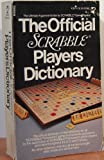 img - for Offl Scrabble Dict book / textbook / text book