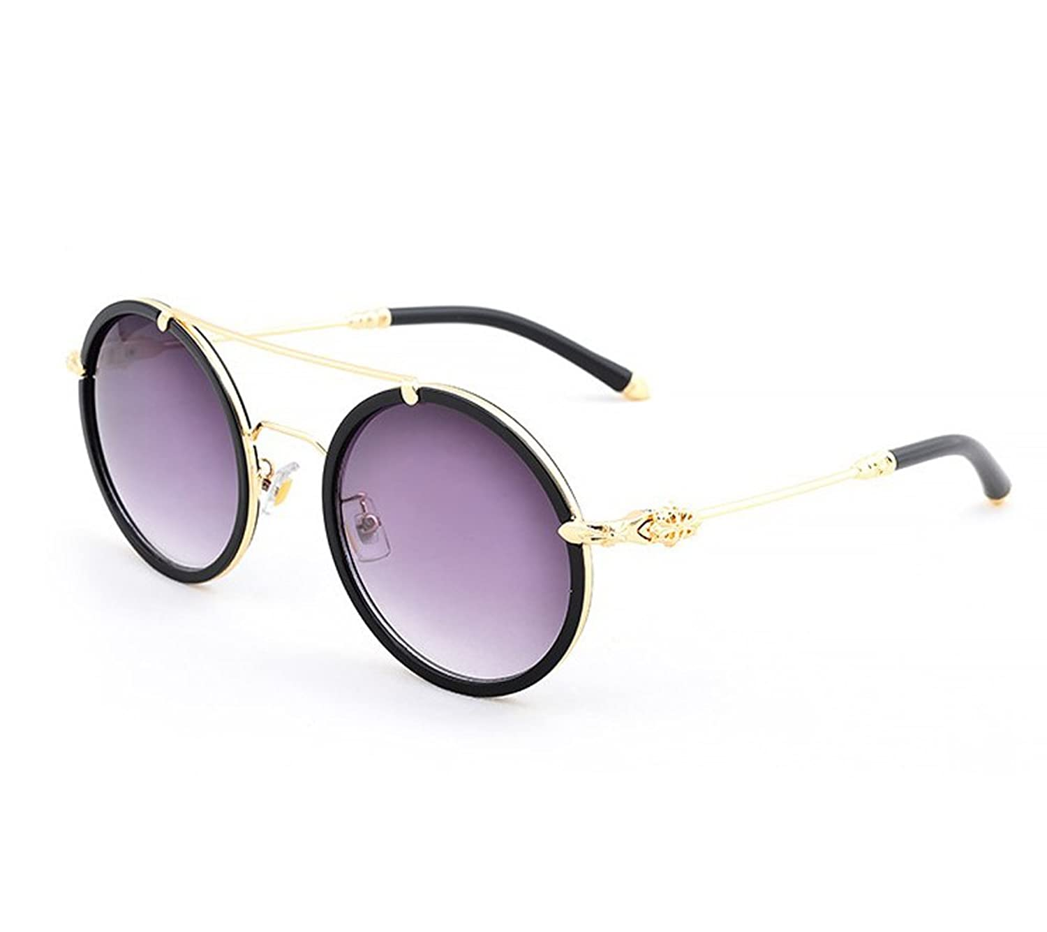 Chrome Hearts sunglasses retro Ms. round metal frame sunglasses