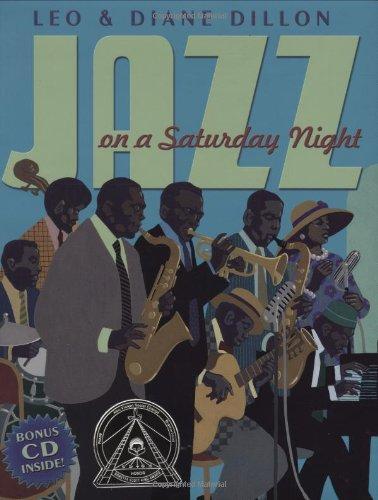 Jazz On A Saturday Night (Coretta Scott King Honor Book) pdf epub