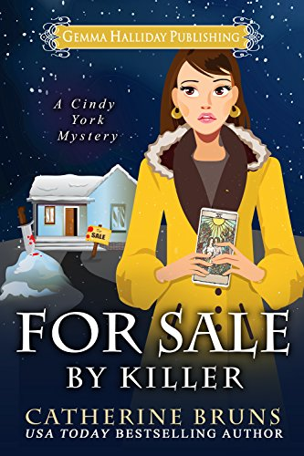 For Sale By Killer (Cindy York Mysteries Book 3) by [Bruns, Catherine]