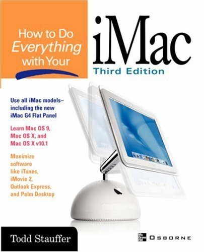 How to Do Everything with Your iMac (2001-09-27)