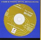 The College Writer's Handbook 9780618642106