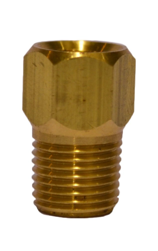 Details about  /TENNANT 76153 FLANGE TO HOSE STRAIGHT ADAPTER FOR SCRUBBER MODEL 550DN