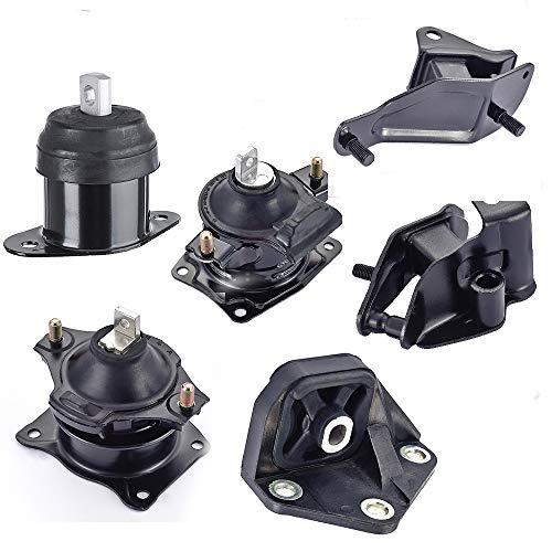 Engine Motor Mount Fits 2003 2004 2005 2006 2007 Honda Accord 2.4L A4509 A4510 A4516 A4517 A4526HY A4542