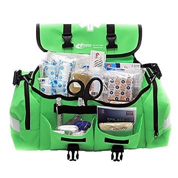 Amazon.com: MFASCO - Kit de primeros auxilios - Bolsa de ...