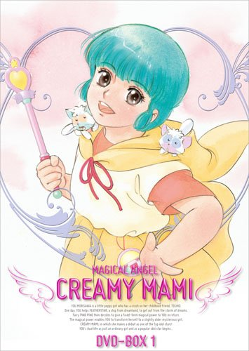 魔法の天使 クリィミーマミ