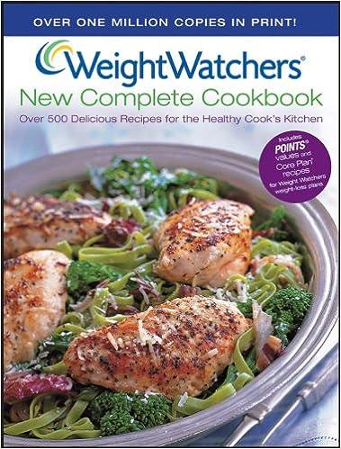 Amazon Fr Weight Watchers New Complete Cookbook Third