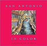 San Antonio in Color, Jenny Browne, 1595340025