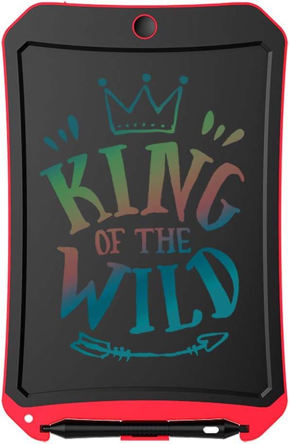 MLYWD Tablero de Escritura Cristal liquido LCD Color 8.5 Pulgadas de Dibujo Memo Pad Electrónico Junta Tableta para Niños/Oficina/Profesores/Estudiantes/Reunión de Negocios: Amazon.es: Deportes y aire libre