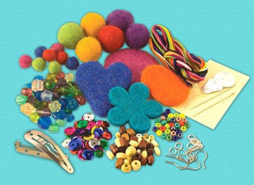 Wool Felt Jewelry