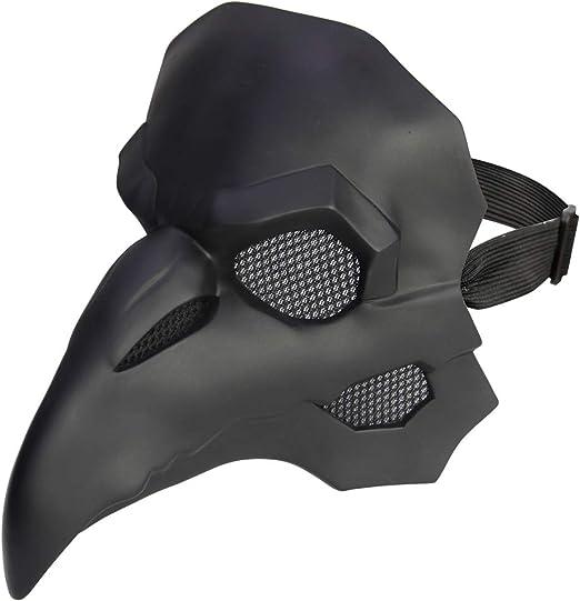 Máscara de Doctor Plaga Steampunk DMAR