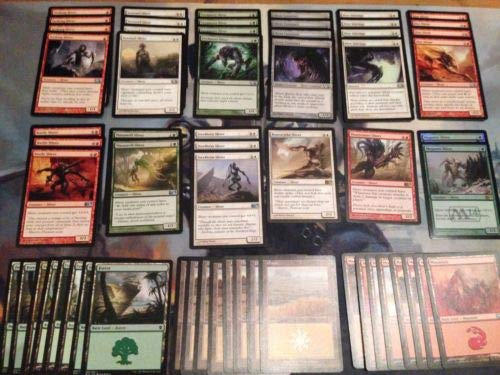 Sliver Deck - Modern Legal - Custom Built - Magic The Gathering - MTG - 60 Card
