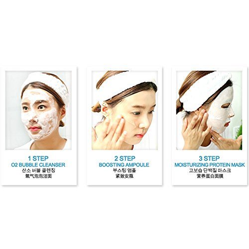 Korea Mediheal Bird's Nest Proatin 3X Mask Pack 1 Box 10