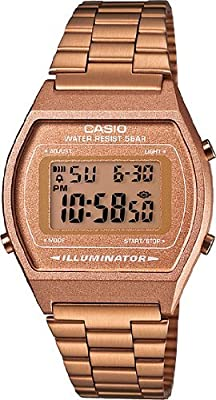Casio Women's B640WC-5AEF Retro Digital Watch