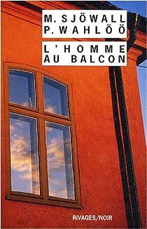 L'homme au balcon par Sjöwall