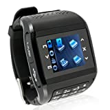 Q8 Dual Sim Card Dual Standby Watch Cell Phone Mobile Quad Band Touch Screen Mp3/4 with Keypad Picture