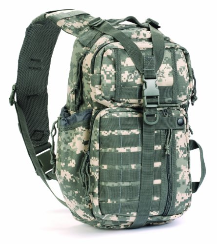 Red Rock Outdoor Gear Rambler Sling Pack, Acu (Pack Sling Performance)