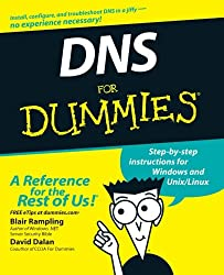 Image of the product DNS For Dummies that is listed on the catalogue brand of Brand: For Dummies.