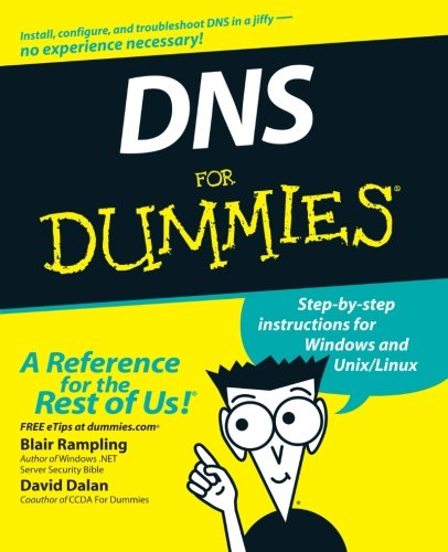 DNS For Dummies - Name Shopping Brand Online
