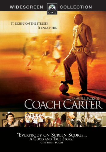 Coach Carter (Dvd Channing Movies Tatum)