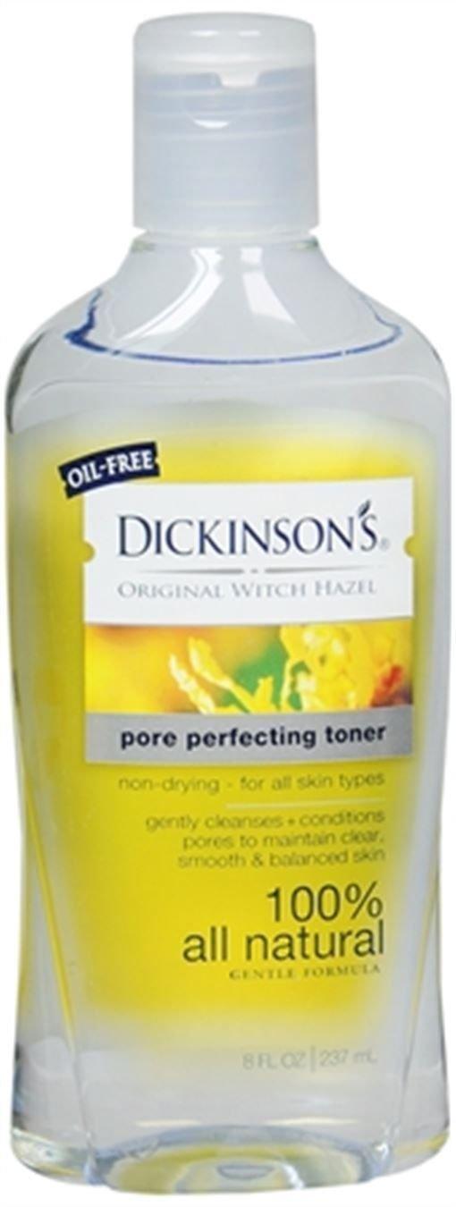Dickinson's Witch Hazel Pore Perfecting Toner, 8 oz