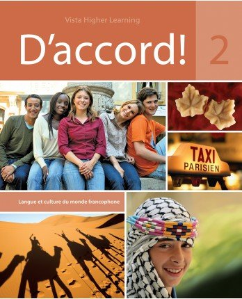 Download D'Accord 2 - Includes Student Edition, Supersite Code, Cahier d'Activites, Cahier d'Exercices ebook