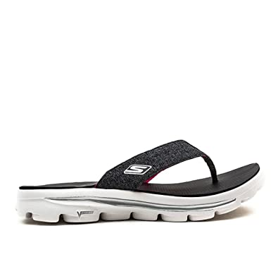 Skechers Women s Black White Go Walk Move 11 B(M) US  Buy Online at ... 9bd4fb9082
