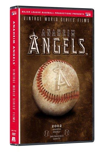 Vintage World Series Films: Anaheim Angels 2002 [DVD] [Region 1] [US Import] ()
