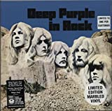 Deep Purple In Rock - 180gm Marbled Vinyl + Sealed