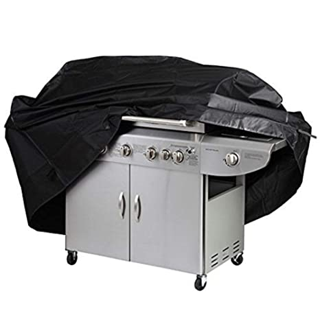 Exceptional Grill Covers Waterproof, Outdoor Rainproof Barbecue Grill Cover UV  Resistant Light Garden Patio Grill Protection