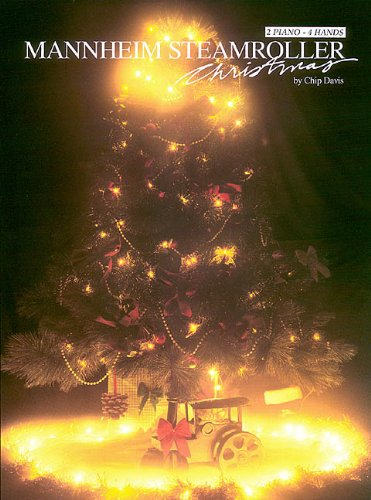 Mannheim Steamroller - Christmas (2 pianos/4 hands) (Carols Christmas Hands Piano Four)