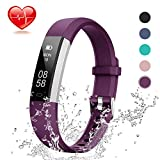 Best Activity Wristbands - Lintelek Fitness Tracker, Slim Activity Tracker with Heart Review