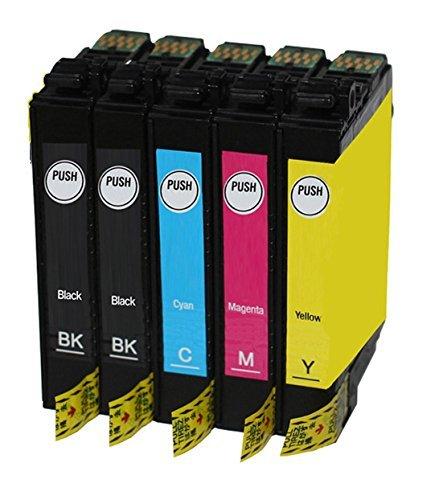 15 Compatible Remanufactured Inkjet Cartridge (5x Remanufactured 288XL Ink Cartridge Compatible for Expression Home XP-330 XP-340 XP-430 XP-434 XP-440 XP-446 Printer)