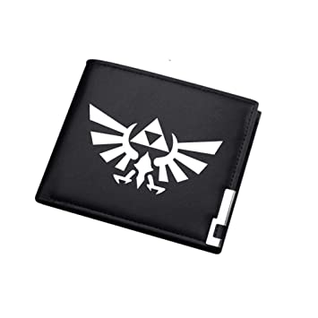 Amazon.com: Game The Legend of Zelda - Cartera de piel para ...