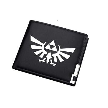 Amazon.com: Game The Legend of Zelda - Cartera de piel para ...