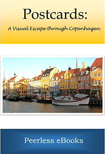 Denmark Postcard - Postcards: A Visual Escape through Copenhagen