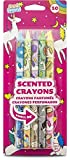 Scent Masters Scented Crayons - Unicorn 10 Count