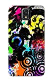 Fashion Wurtmh-6241-wfjpxfl Case Cover Series For Galaxy Note 3(pon And Zi)