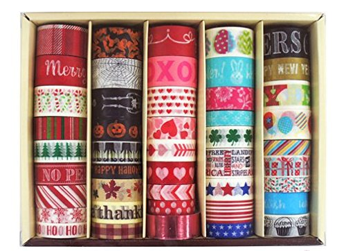 Recollections Roll Washi Holiday Collection product image