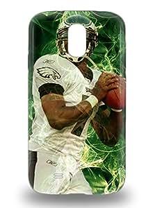 Shock Dirt Proof NFL Philadelphia Eagles Donovan Mcnabb #5 3D PC Case Cover For Galaxy S4 ( Custom Picture iPhone 6, iPhone 6 PLUS, iPhone 5, iPhone 5S, iPhone 5C, iPhone 4, iPhone 4S,Galaxy S6,Galaxy S5,Galaxy S4,Galaxy S3,Note 3,iPad Mini-Mini 2,iPad Air )