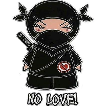 Net Sales No Hay Ninjas Amor: Amazon.es: Coche y moto